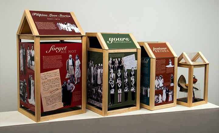 Image of the traveling exhibit