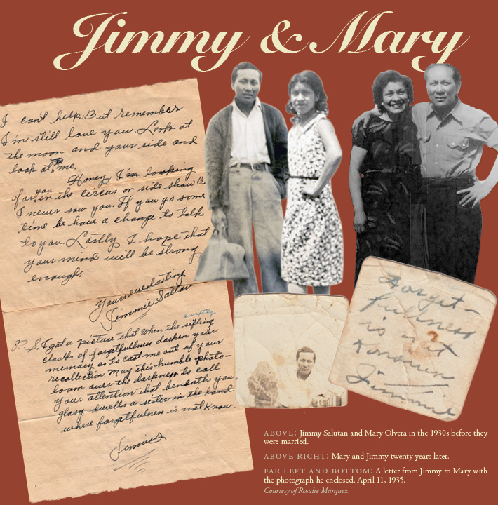 Jimmy and Mary's Story