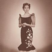 Lily Aradanas in Terno Dress