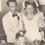 Wedding Reception for Pedro and Lily Aradanas