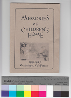 Memories of Children's Home