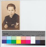 Fortunato Relampagos (in military uniform)